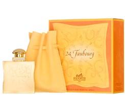 Hermes Purses - 24 Faubourg By Hermes .25 Oz (1/4 Oz) Pure Parfum Refillable De Luxe Purse Spray For Women